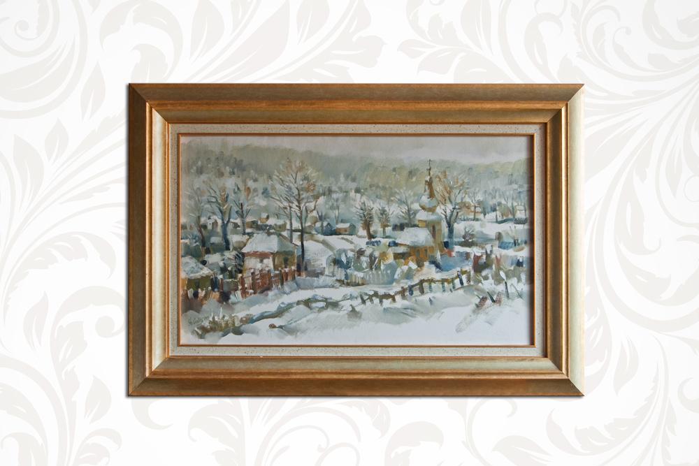 peisaj-de-iarna-70x48cm-ulei-rama